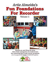 Fun Foundations For Recorder, Vol. 1 Cover