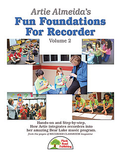 Fun Foundations For Recorder, Vol. 2 Cover